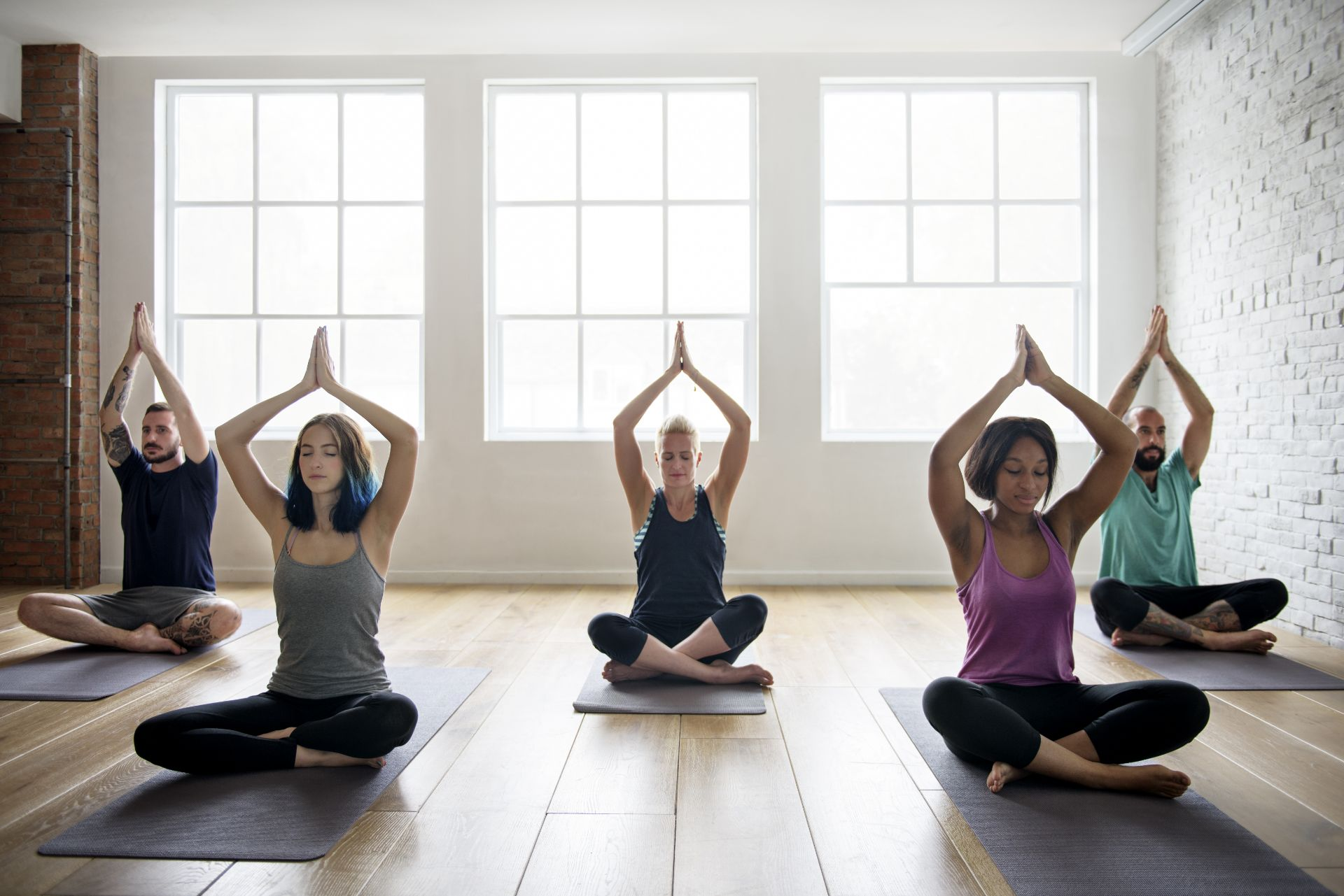Why You Should Find Time to Do Yoga